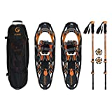 Snoweshoes kit Adventure Adult