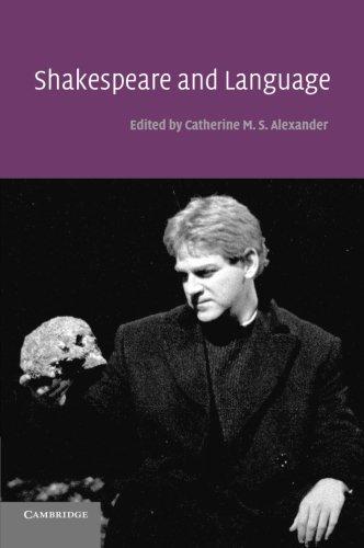 Shakespeare and Language by Brand: Cambridge University Press