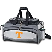 PICNIC TIME NCAA Tennessee Volunteers Embroidered Vulcan Set, One Size, Black