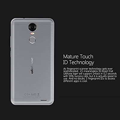 Ulefone Tiger - 4G Smartphone Libre Android 6.0 Multitáctil (Pantalla HD 5.5