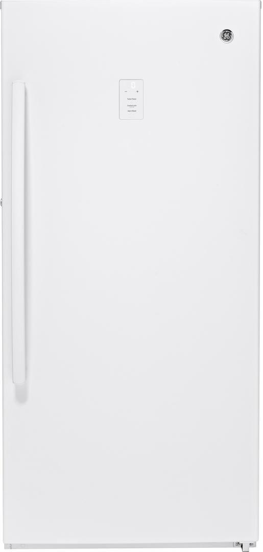 GE FUF14DLRWW Upright Freezer