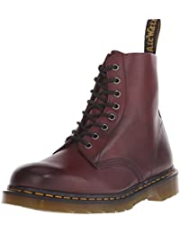 Womens Pascal Leather Combat Boot