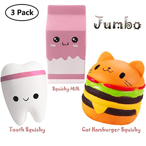 burger squishy slow rising buyer's guide for 2019
