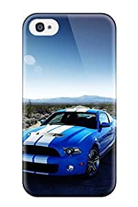 popular Tpye Ford Shelby Gt500 Car For Apple Iphone 5/5S Case Cover