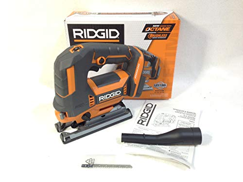 Ridgid R8832B 18V Octane Cordless Brushless Jig Saw - Tool Only
