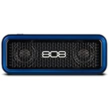 808 HEX XS Portable Wireless Bluetooth Speaker - Blue
