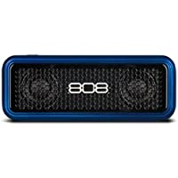 808 Audio XS Portable Bluetooth Speaker - Blue