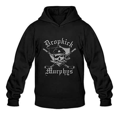 Dropkick Murphys Jolly Roger 20 Year Hoodie Men's - Jolly Roger Sweatshirt