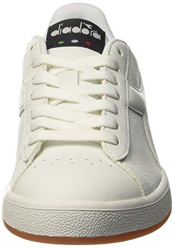 a P Game Adulto Basso Unisex Diadora Bianco Sneaker Collo – tZfxv