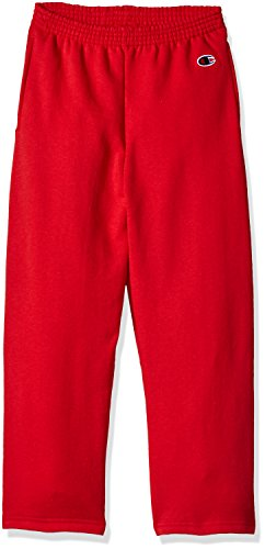 Champion Big Boys' Open Bottom Pant