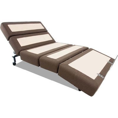 Contemporary Bed Size: Split Cal-King