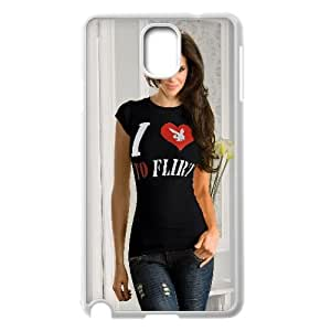 Hope Dworaczyk Girl0 Samsung Galaxy Note 3 Cell Phone Case White persent xxy002_6852715