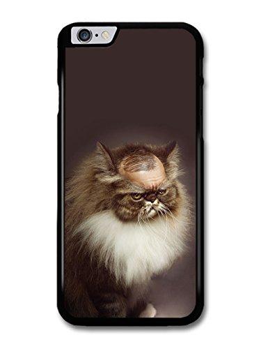 Bald Grumpy Cat coque pour iPhone 6 Plus 6S Plus