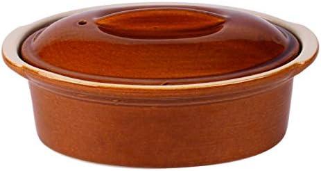 DIGOIN CERAMIQUES Terrine ovale n/° 7 20x12 cm MVC07CA