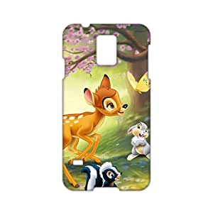 3D Case Cover Bambi Cartoon Phone Case for Samsung Galaxy s 5