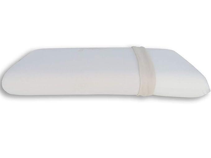 HOGAR24 Colchón Viscoelástico Visco-Medicot 90x190 cm + Almohada Viscoelástica 100% Bloque Sólido Desenfundable con Aloe Vera (1x90cm): Amazon.es: Hogar