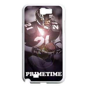 Atlanta Falcons Samsung Galaxy N2 7100 Cell Phone Case White DIY gift zhm004_8680068