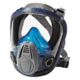 Respirator, Air-Purifying, Full Face, Med