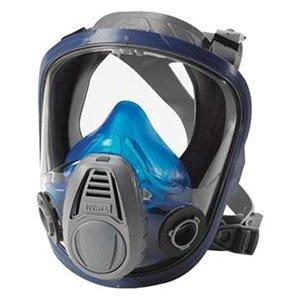 Respirator, Air-Purifying, Full Face, Med