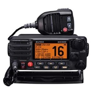 standard-std-gx2000-b-25-watt-fixed-mount-matrix-vhf-radio-with-ais-display-and-loudhailer-black