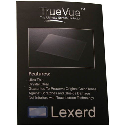 Lexerd - Compatible with Compatible with 2018 Lincoln MKC TrueVue Anti-Glare Navigation Screen Protector by Lexerd