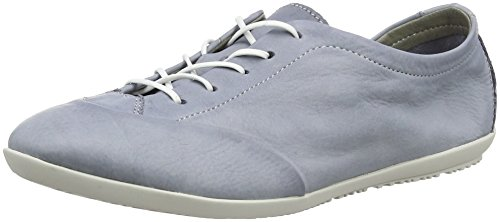 Softinos Ops421sof Washed, Scarpe Stringate Oxford Donna Blu (Denim)