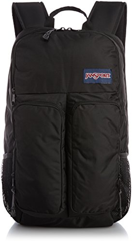 JanSport Digital Portal Backpack BLACK