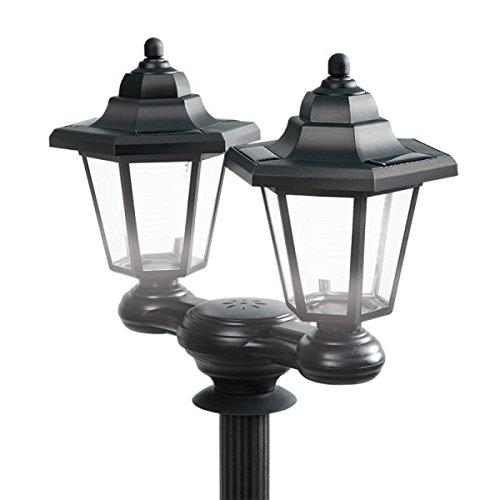 Outdoor Lamp Post Amazon: Tall Outdoor Solar Garden Lamp: Amazon.co.uk