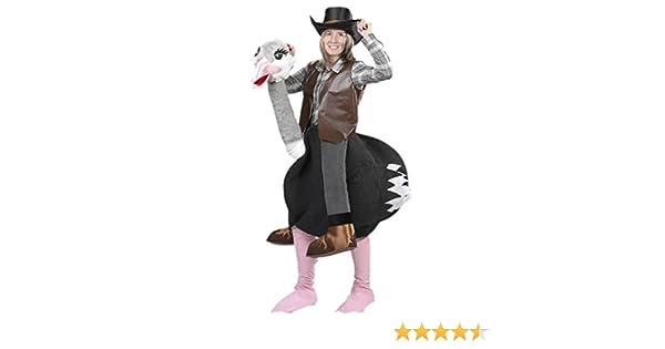 Disfraz de Avestruz para Adultos: Amazon.es: Juguetes y juegos