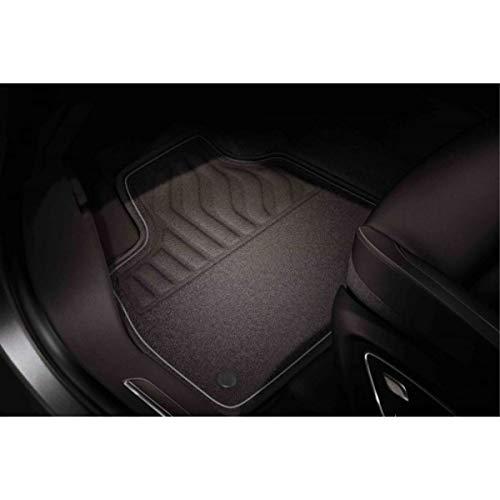 Renault Tapis de Sol Textile Life Confort Espace 5 2015- Origine Constructeur