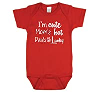 Nursery Decals and More Funny Baby Bodysuits, Humorous for 0 to 12 Months