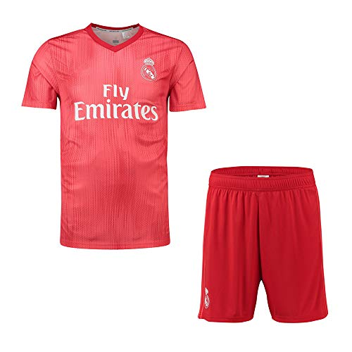 best service cdf38 579f9 HEHEH Football Jersey Customize for Kids Youth Adult Personalized Football  Shirt Kits 2018-19(Home & Away) Custom Soccer Jersey