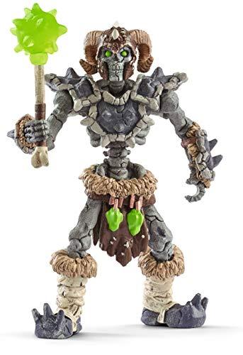 Schleich Eldrador Creatures Stone Skeleton w/Weapon