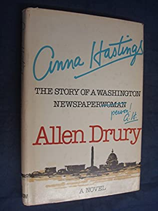 book cover of Anna Hastings