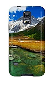 Ideal CaseyKBrown Case Cover For Galaxy S5(scenery In Southwest China), Protective Stylish Case