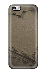Fashionable Style Case Cover Skin For Iphone 6 Plus- Bay Heart