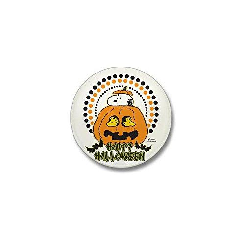 CafePress Snoopy And Woodstock Pumpkin 1
