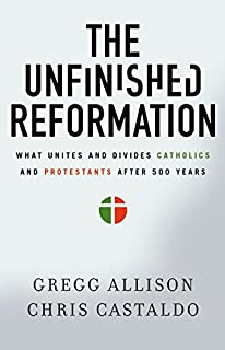 Holy ground walking with jesus as a former catholic christopher a the unfinished reformation what unites and divides catholics and protestants after 500 years fandeluxe Image collections
