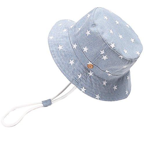 93571de30c698 Baby Sun Hat for Boys Girls - Toddler Kids Children Beach Pool Play UV  Protection Hats