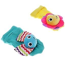 Calcetines sensoriales para bebés