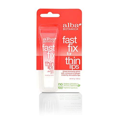 Plumper Stick - Alba Botanica Fast Fix for Thin Lips, 0.25 oz.