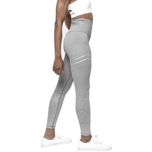 Wimagic 1 x - Pantalón de Deporte Yoga Cintura Alta Mujer ...