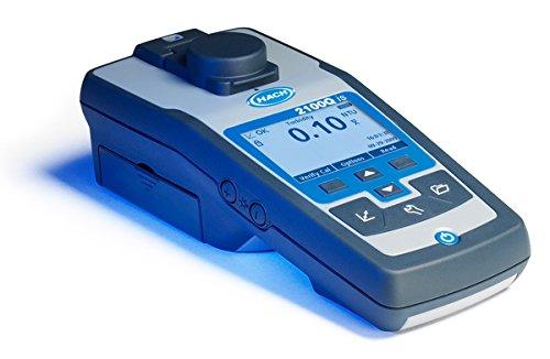 Hach 2100QIS01 2100Q Portable Turbidimeter