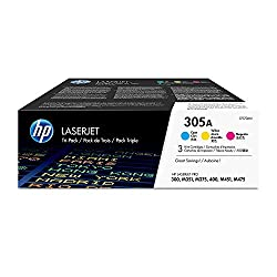 Image of the product HP 305A | CE411A CE412A that is listed on the catalogue brand of HP.