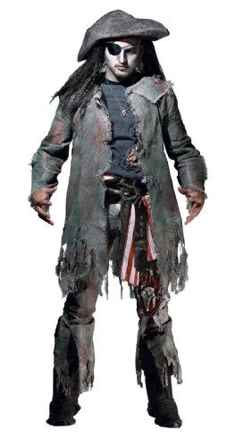 Barnacle Bill Costume - Large - Chest Size 46-48