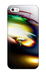 High-end Case Cover Protector For Iphone 5/5s(liquid Circles)
