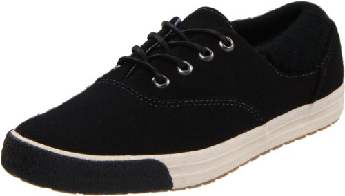 Keds Women's Varcity CVO Fashion Sneaker,Black,7.5 M US