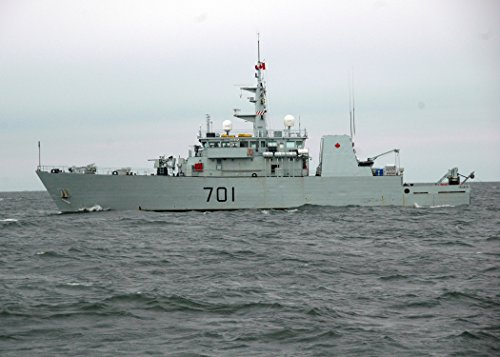 Glace Bay (The Canadian navy Kingston-class maritime coastal defense vessel HMCS Glace Bay (MM 701) participat)