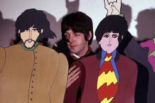 "The Beatles Paul McCartney Yellow Submarine 13x19/"" Photo Print"