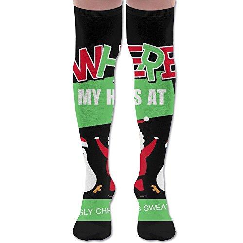 B075RZ2WS4 US 1.png Compression Socks Soccer Socks Knee High Sock Tall 25.5